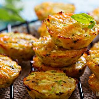 Gluten Free Quiche Muffins.