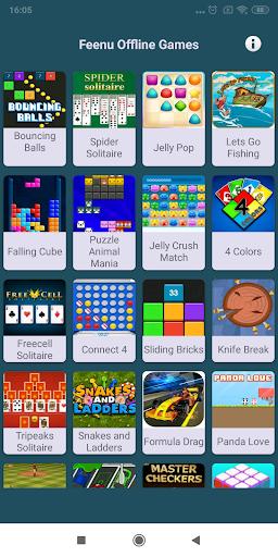 Feenu Offline Games (40 Games in 1 App) 2.2.5 screenshots 8