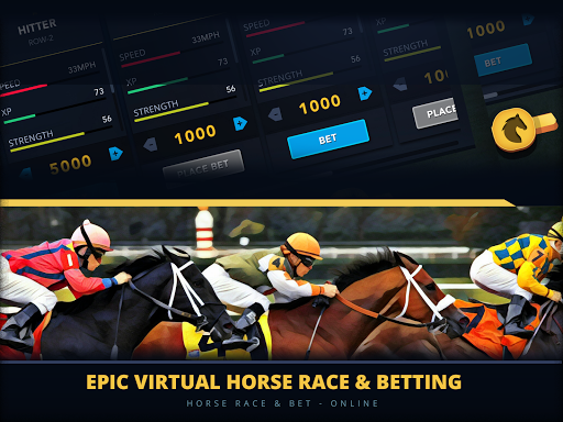 Horse Racing & Betting Game (Premium) Games for Android screenshot