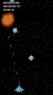 StarFighter X - Space Mines - náhled