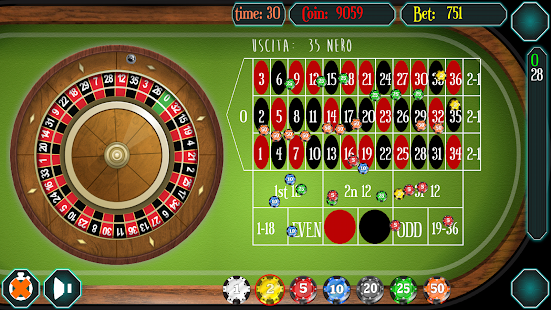 Roulette casino free- screenshot thumbnail