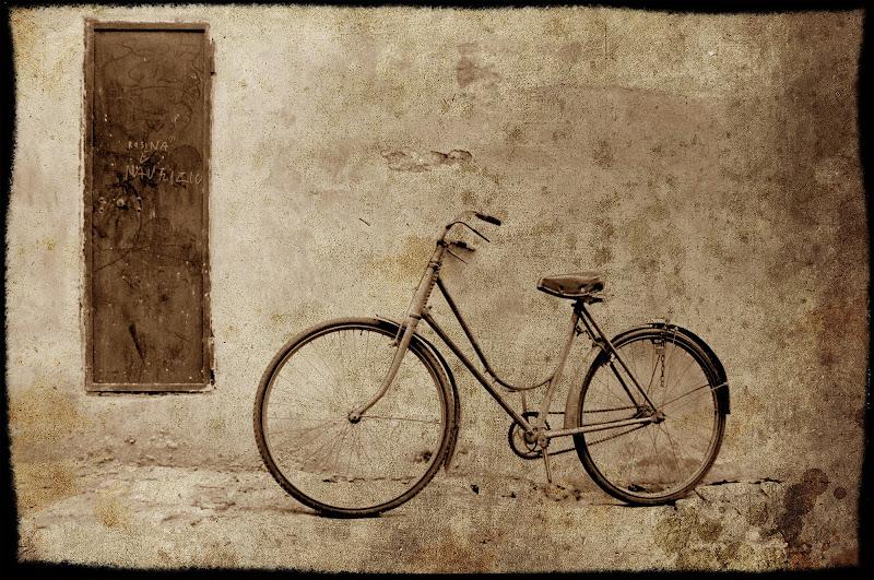 La Bicicletta di Domenico Cippitelli