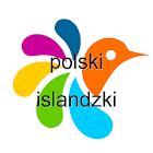 Islandzko-Polski słownik icon