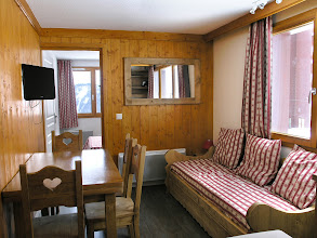 Photo: Un appartement de la résidence