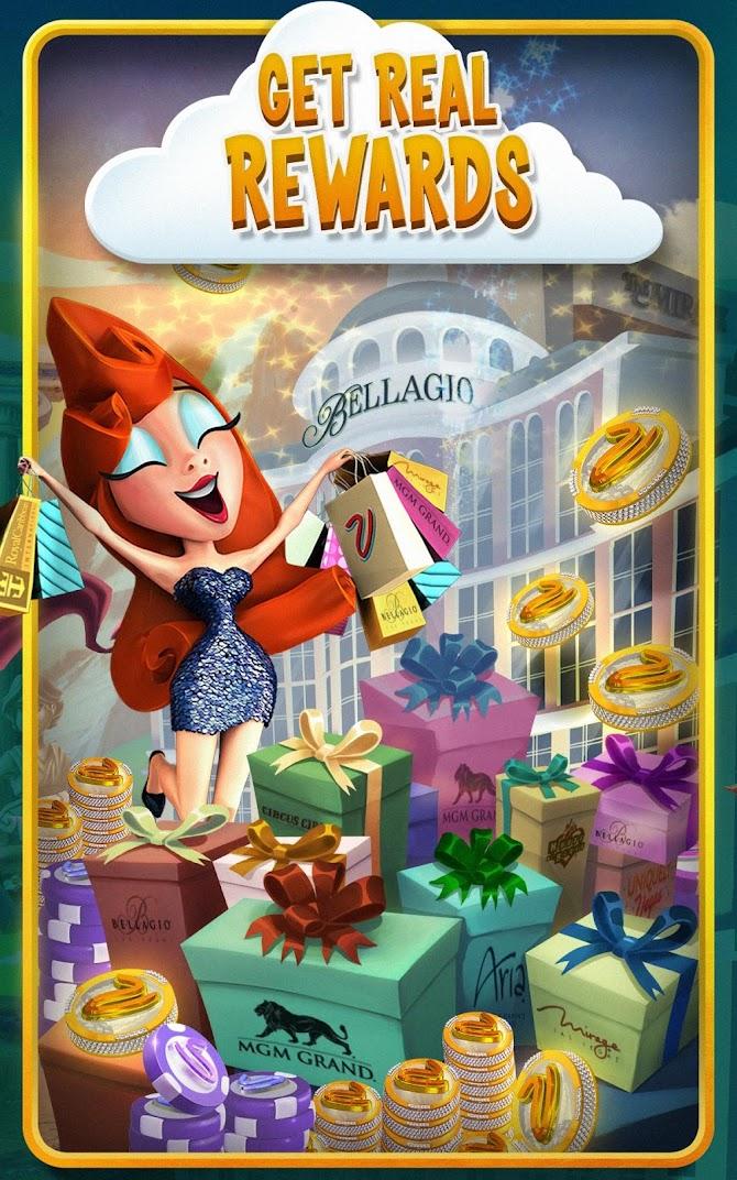 myVEGAS Slots - Vegas Casino Slot Machine Games Android 4