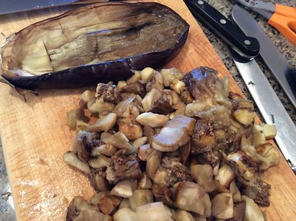 Place cut side up on baking dish and coat with 2 tbsp olive oil. Bake...