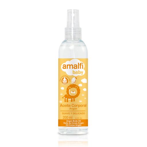 aceite corporal amalfi baby argan 250 ml