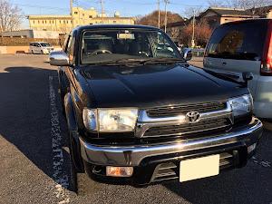 ハイラックスサーフ RZN185W ブラックナビゲーター 2002年のカスタム事例画像 TAKASHIMENさんの2019年01月16日18:23の投稿