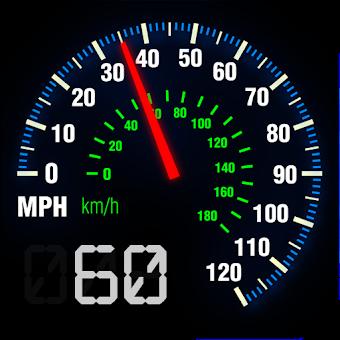 Speedometer: Heads Up Display & Speed Widget