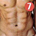 Get V-Cut Abs in 7 minutes - Abdominal exercise icon