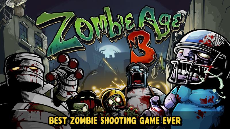 Zombie Age 3 v1.2.0 [Mod]