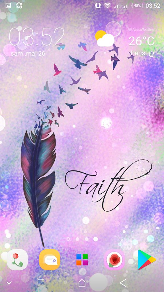 Girly Galaxy Wallpapers Cute Kawaii Backgrounds 3 0 Apk Download Com Kawaii Galaxy Apk Free