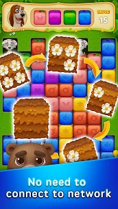 Fruit Block – Puzzle Legend 3