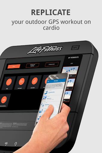 LFconnect – Workout Tracking  screenshots 3