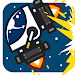 Space Shooter Epic Boss Battle: Flat Games Icon