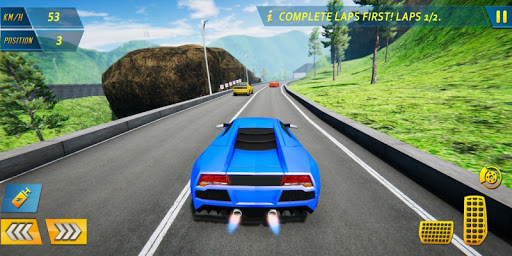Super Car Traffic Racing 0.5 screenshots 3