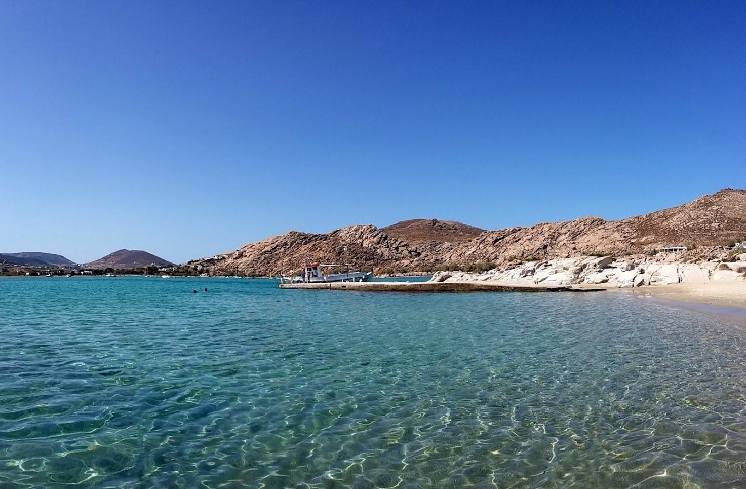 Kolimbithres Beach Cosa vedere Paros le migliori spiagge
