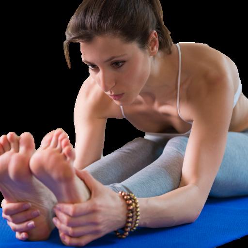 上午例行瑜伽 健康 App LOGO-硬是要APP