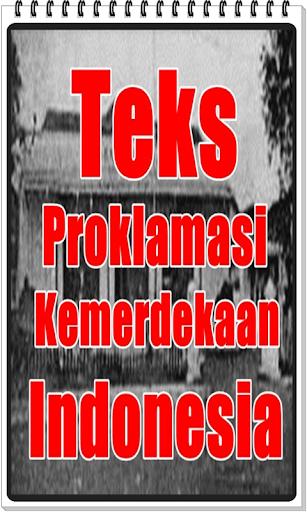 Download Teks Proklamasi : download, proklamasi, Download, Proklamasi, Kemerdekaan, Indonesia, Android, STEPrimo.com