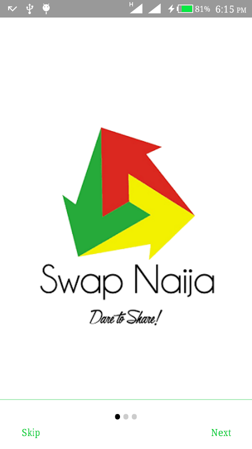 Swap Naija- screenshot