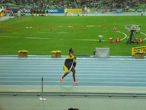Photo: Vítězka na 200 m Veronica Campbell-Brown