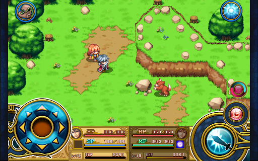 Across Age DX - screenshot