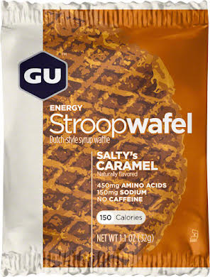 GU Stroopwafel: Salty's Caramel, Box of 16 alternate image 0