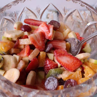 Mom's Fruit Salad.
