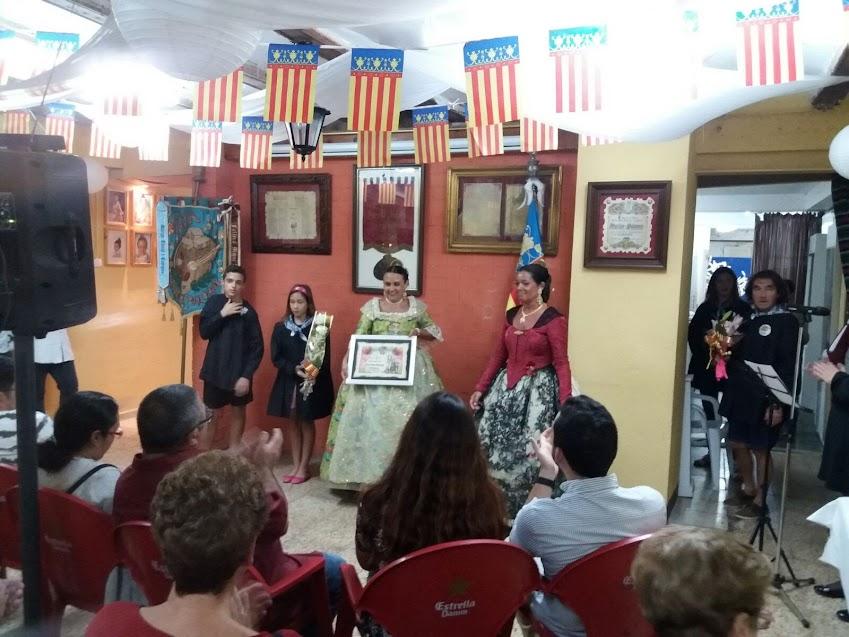 Murillo i Palomar Proclama a la seua Fallera Major 2018