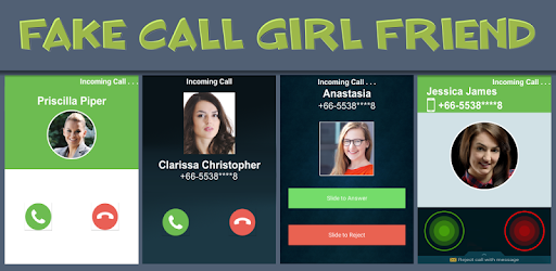 Fake Call GirlFriend Valentines Themes 2k18 Apps On