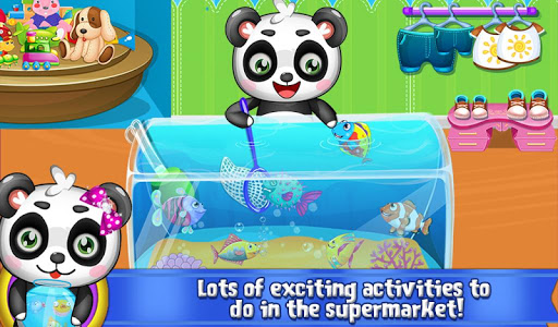 Sweet Baby Panda's Supermarket v1.0.0