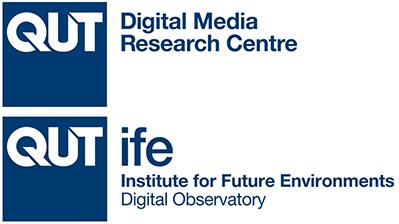 QUT Digital Observatory logo