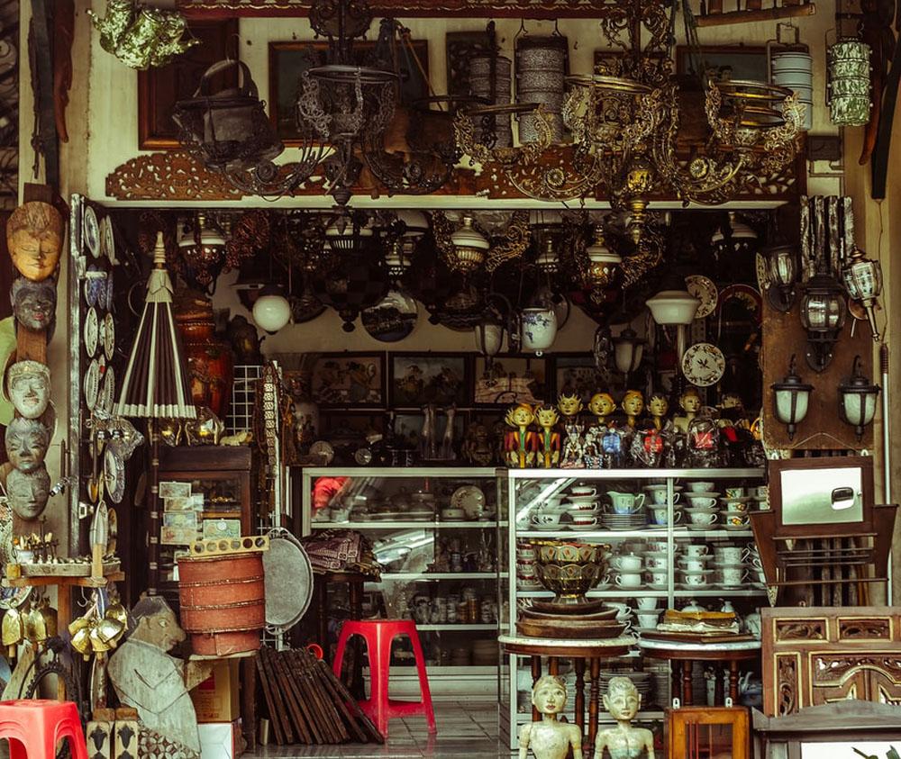 jalan surabaya flea market