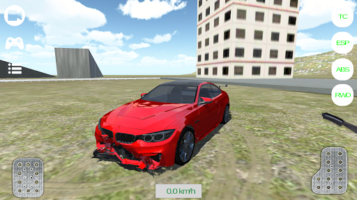 Pro Extreme Car Driver Premium - screenshot
