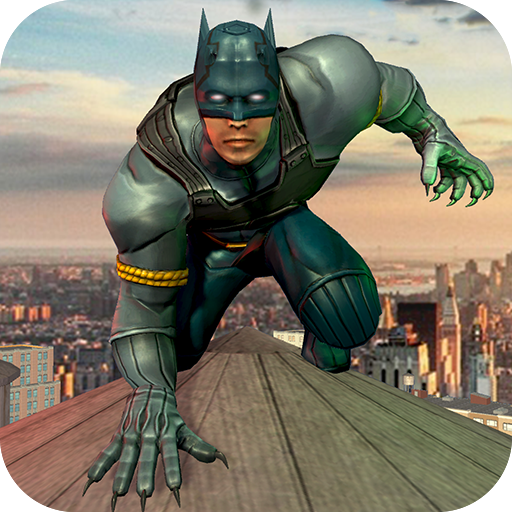 Flying Panther Superhero City Rescue