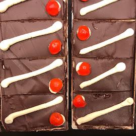 German Cake by Solomen Flewellen - Food & Drink Cooking & Baking