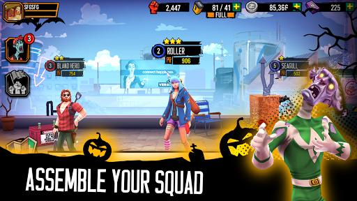 玩免費角色扮演APP|下載Zombie Squad: A Strategy RPG app不用錢|硬是要APP