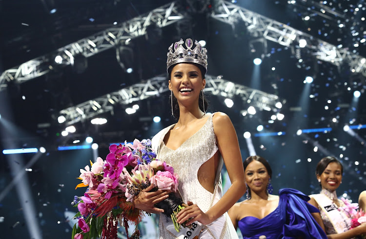 Miss South Africa Tamaryn Green chose to use her experience to help break the stigma attached to the disease and revealed in August that she would make it her focus during her year of reign.