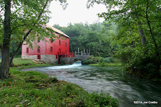 Photo: Alley Spring Mill, MO