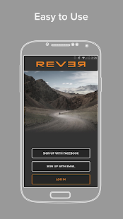 Rever - Discover Track Share- screenshot thumbnail