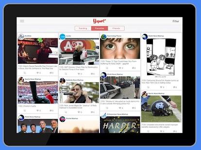 Yapert: Fan News & More!- screenshot thumbnail