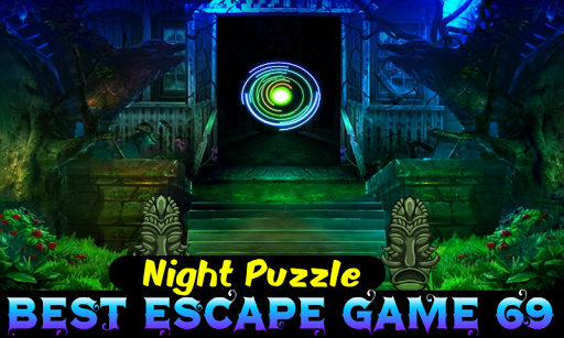 玩免費解謎APP|下載Best Escape 69-Night Puzzle app不用錢|硬是要APP