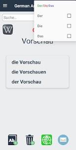 German Articles Trainer 5