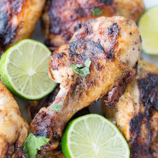 Chili and Citrus Grilled Chicken {Whole30}.