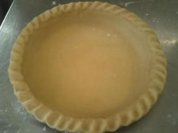 Use a store bought pie shell or Your own recipe. Bake according to recipe.