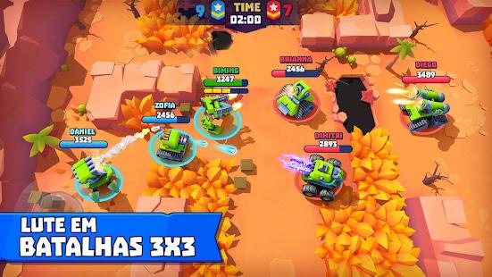 Tanks a lot! - Realtime Multiplayer Battle Arena (Unreleased) Mod