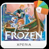 XPERIA™ Frozen Kristoff Theme