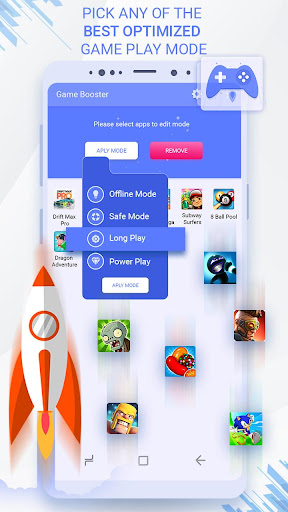 Game Booster - 2x speed for games 1.5 screenshots 2