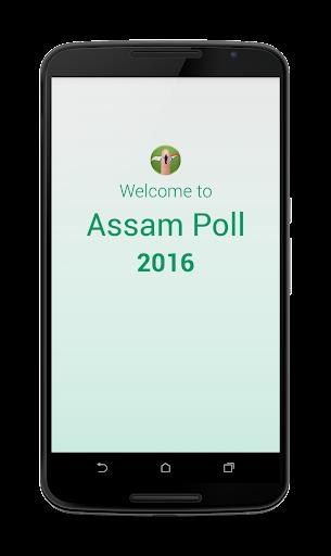 Assam Poll 2016