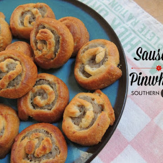 Breakfast Sausage Pinwheels Recipes